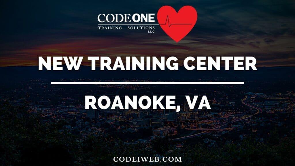 New Training Center Roanoke VA