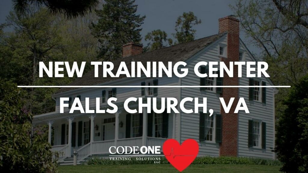 New Training Center Falls Church