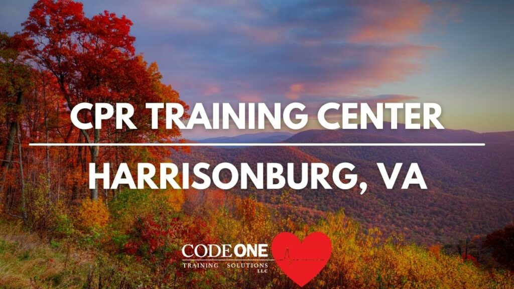 CPR Training Center Harrisonburg, VA