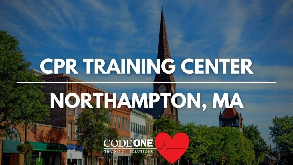 CPR Training Center Northampton, MA